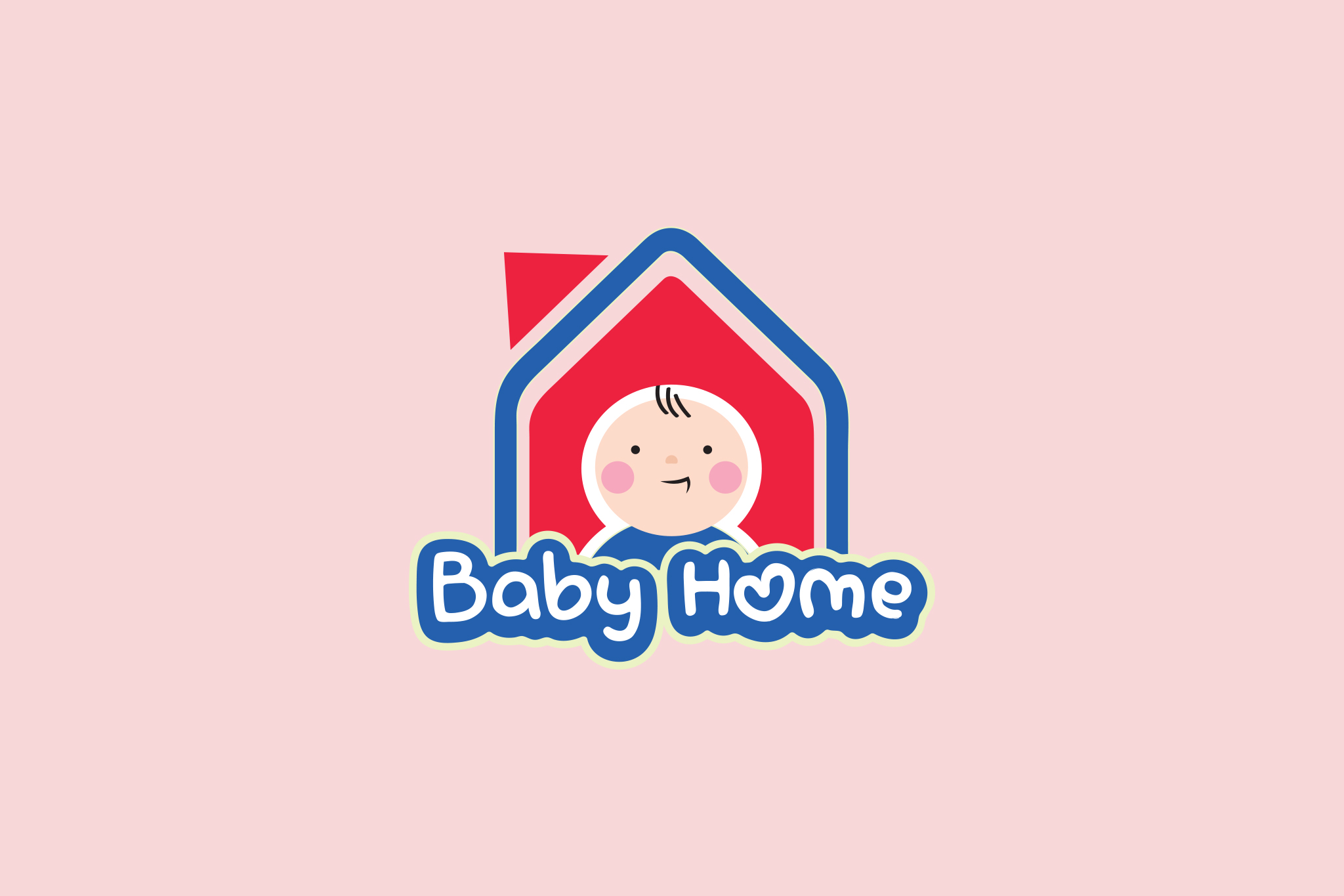 THIẾT KẾ LOGO BABY HOME