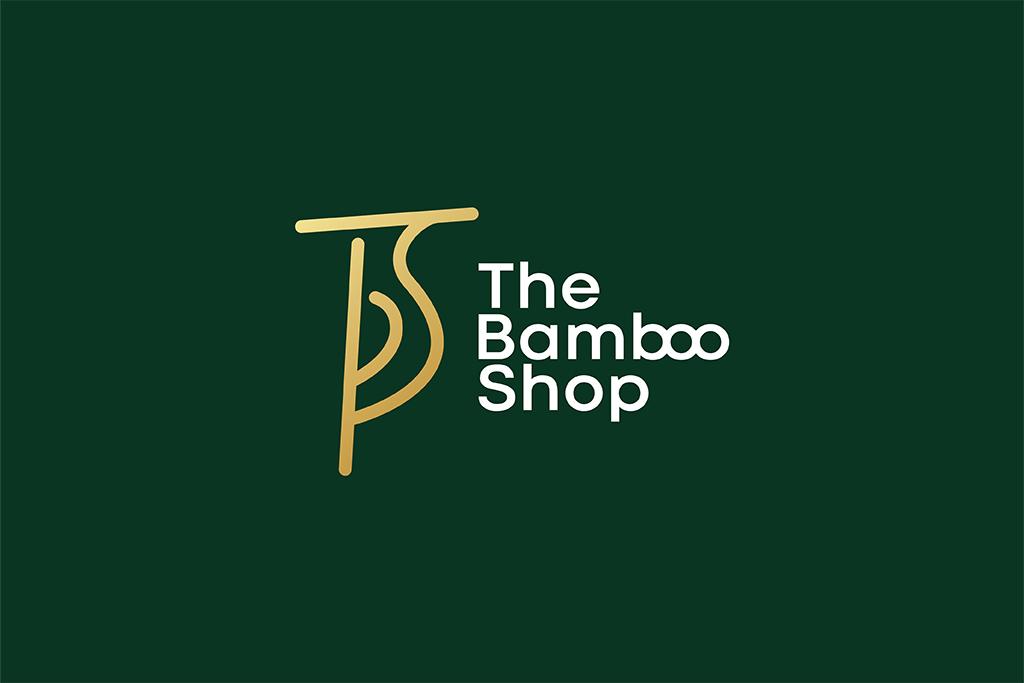 THIẾT KẾ LOGO THỜI TRANG THE BAMBOO SHOP