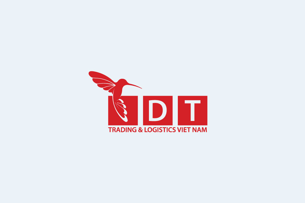THIẾT KẾ LOGO TRADING AND LOGISTICS DT