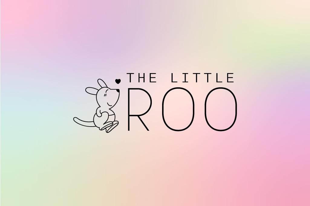 THIẾT KẾ LOGO THỜI TRANG TRẺ EM THE LITTLE ROO