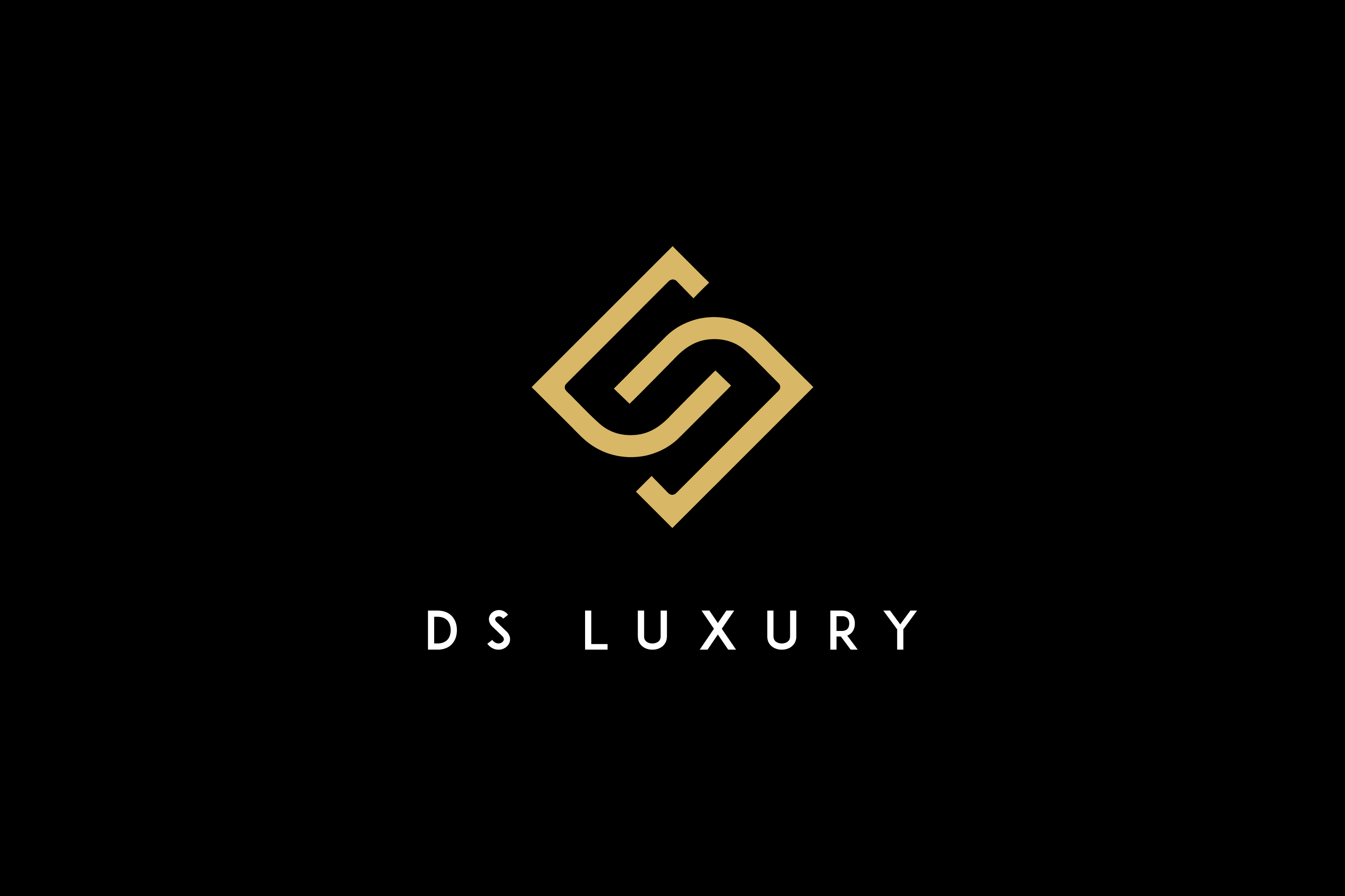 THIẾT KẾ LOGO ĐỒNG HỒ DS LUXURY