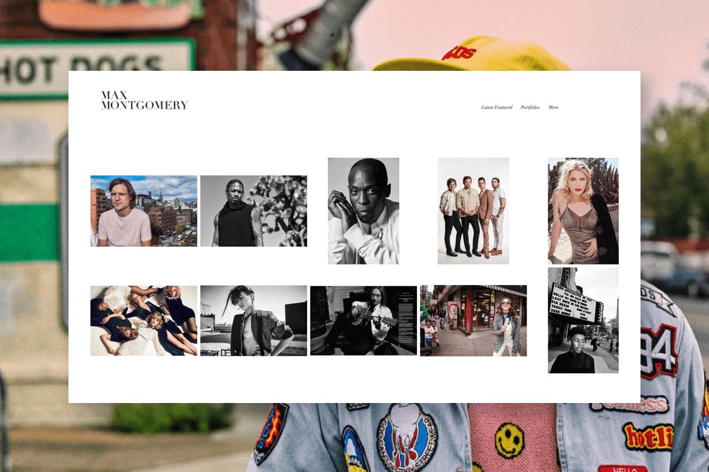 Portfolio online đẹp