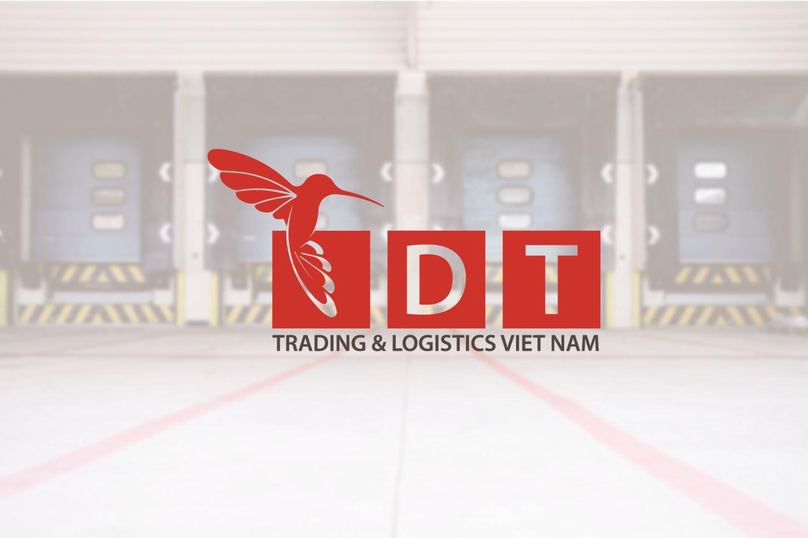 Thiết kế logo thương hiệu Trading and Logistics Dũng Trang