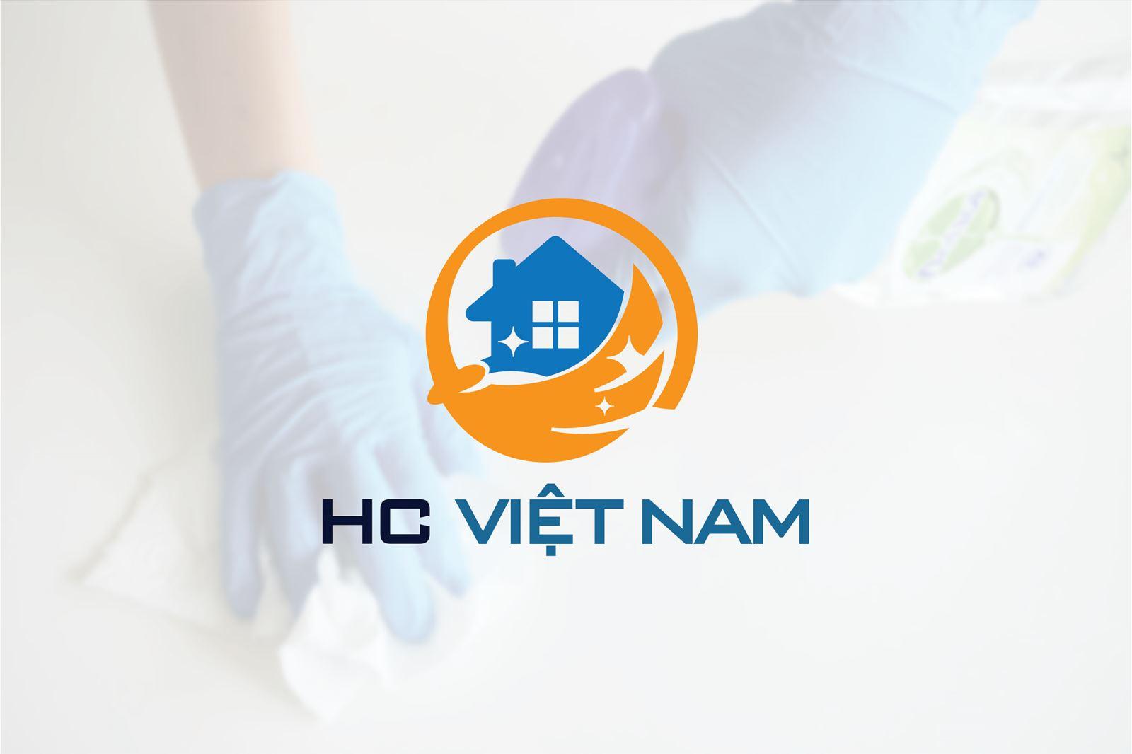 Thiết kế logo Thương hiệu chuyên về lĩnh vực vệ sinh công nghiệp